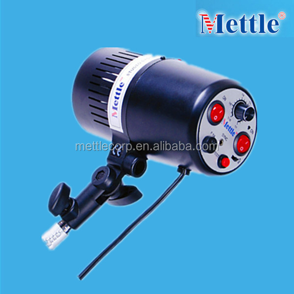 160w photo studio flashing light for photography -MT160