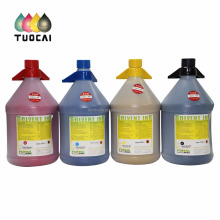 5liters 4liters bottles Flora Spectra Polaris 512 15pl 35pl print head solvent ink for flora solvent printer