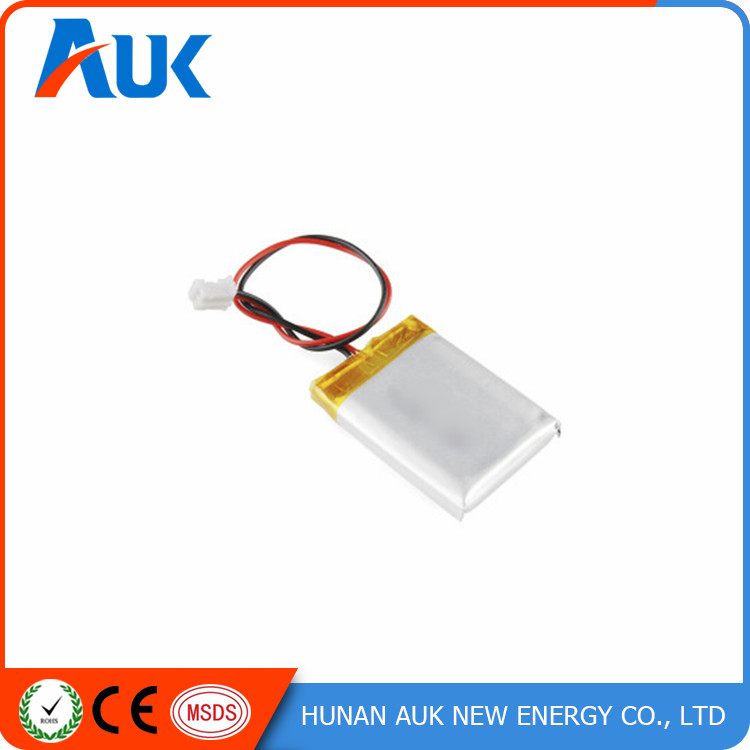 383450 3.7v Li ion Battery Lithium capacity 720mah Polymer Battery For Blueteeth
