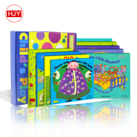 3D Children Book Printing / Hardcover pop up book top quality cheap price/Children's English story book print