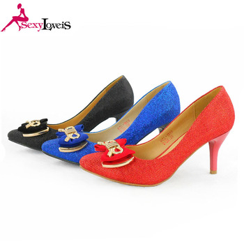 Low Heel Shoes Women Pumps Fashion Shoes High Heels Ladies