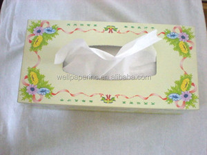 19x20cm napkins in a paper box tissue