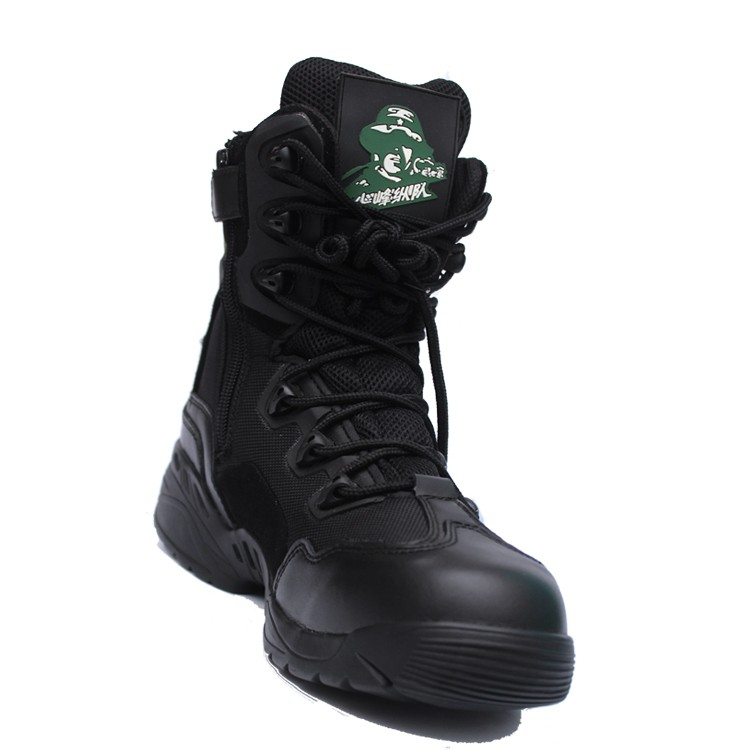 Fashion Top Quality Cheap Military Tactical Combat Boots For Men ...