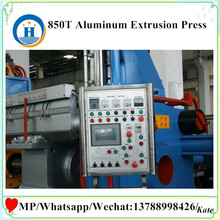 850T aging furnace aluminum extrusion press, 850T aluminum extrusion machinery, 850T aluminum extrusion factory wuxi