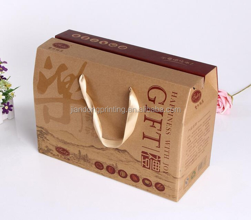 Food Paper Package /Carton box / paper box