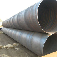 High quality popular spiral steel tubes bean hot dip galvanized steel pipe