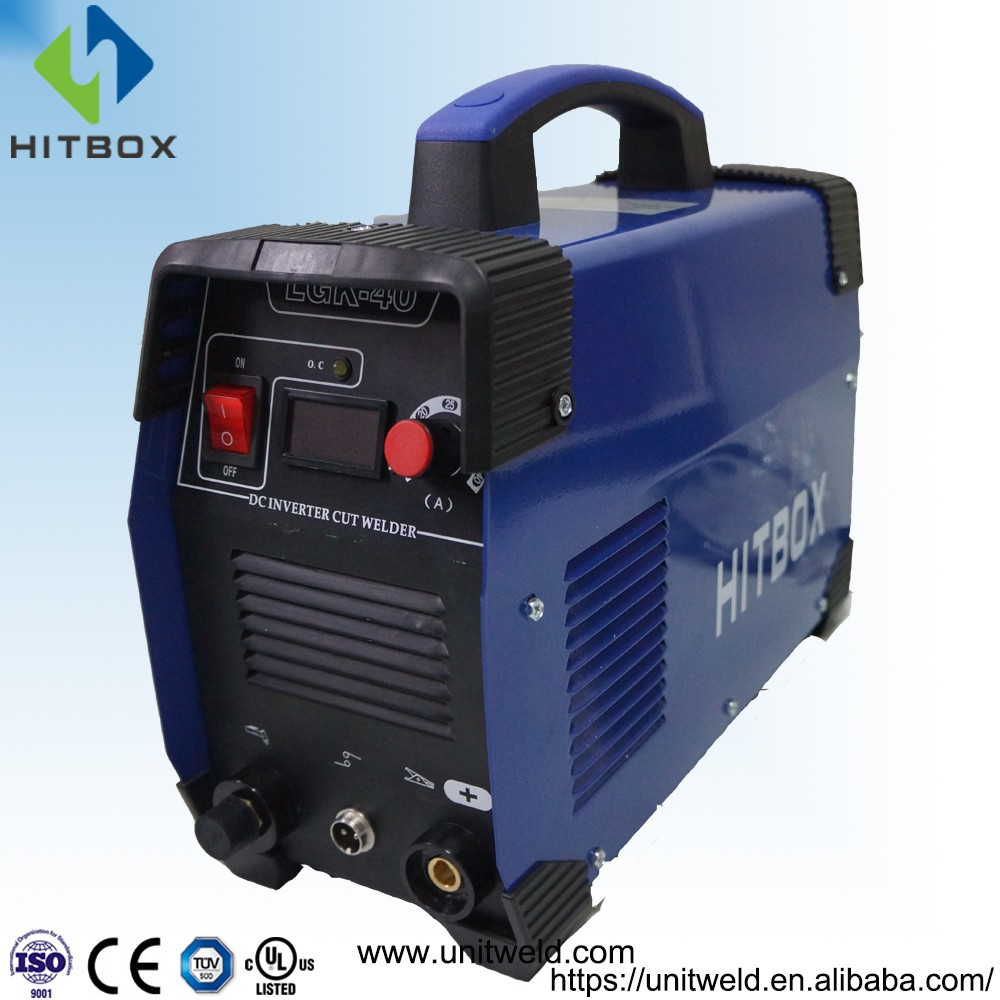 JASIC 100A IGBT DC inverter plasma cutting weldng machine--cut40