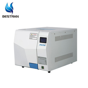 BT-XD20DV 20L/24L Small TABLE TOP STEAM STERILIZERS WITH PULSE VACUUM SYSTEM