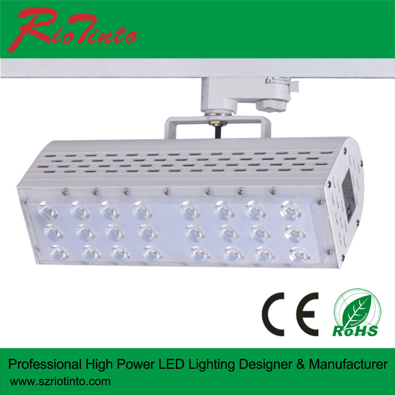 High Quality CE RoHS listed linear track lighting heads