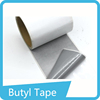 Multi-use synthetic material non-woven butyl putty tape