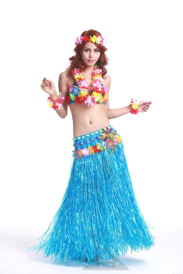 Hawaii Style Sexy Belly Dance Costume For Performance