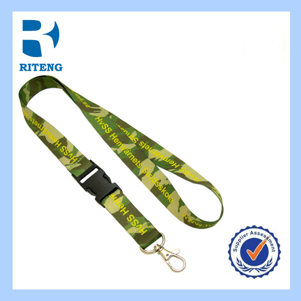 All types fashion customed polyester lanyard
