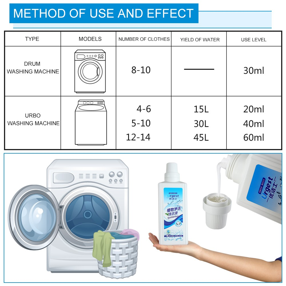 how to make washing liquid
