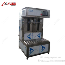 Semi-automatic Vegetable Cooking Oil Filling Machine