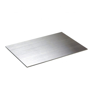 Stainless steel sheet 304 316l stainless steel for plate price per ton supplier