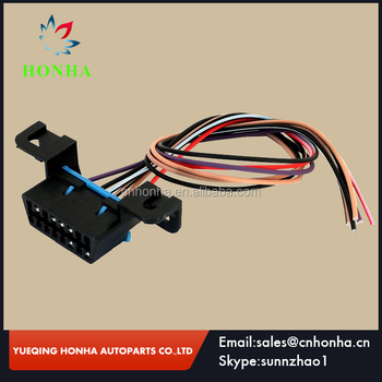 gm obdii obd2 wiring harness connector pigtail corvette can bus rh alibaba com