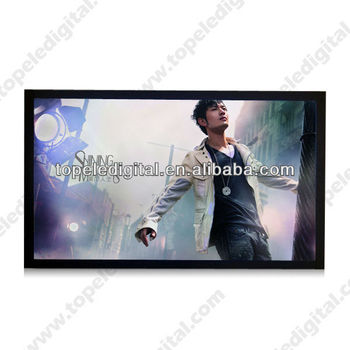 42 Inch Lcd Screen Advertising,Display Products Support Play ...