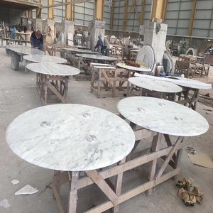 48 round marble table top suitable for home funiture