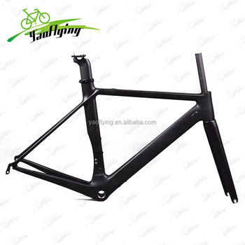 2017 High Quality Carbon Road Bike Frame Accept Oem Painting Include ...