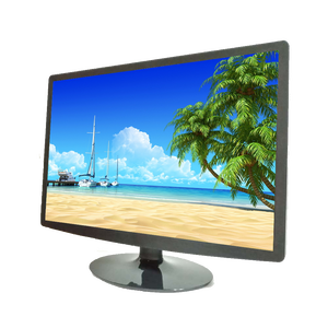 21.5 Inch 16:9 Wide Screen Computer Monitor 1080P Super thin Led Lonitor with VGA Input