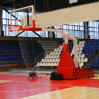 Basketball Club Training Portable Elastic Balance Basketball Stand
