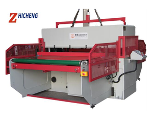 Full automatic belt feeding EPE foam die cutting machine