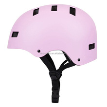 European style Classic ladies breathable OEM roller skates helmets for sale