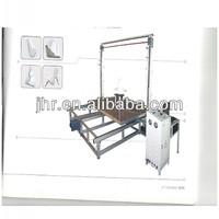 electronic weighing xps foam board making machinery Number Control Foam Cutting Machine