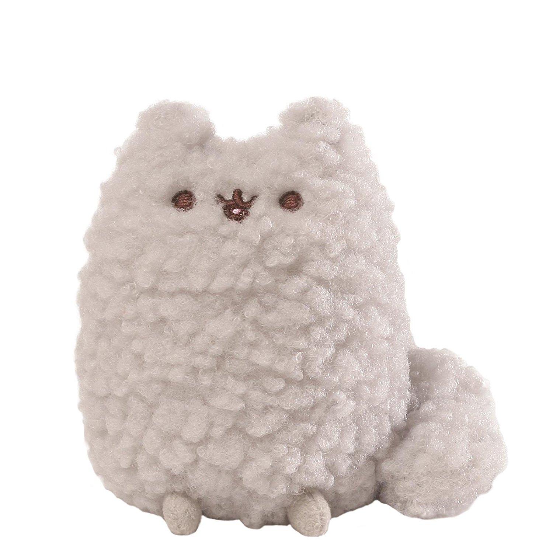 """Gund Pusheen Stormy Cat Stuffed Animal Plush, 4.5"""""""