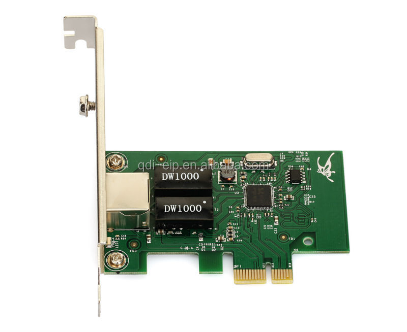 PCI-E 1000M Network Server Card With Rtl8111C For desktop 1000M pcie nics