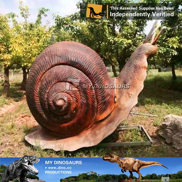 My-dino animatronic insects giant snails for sale