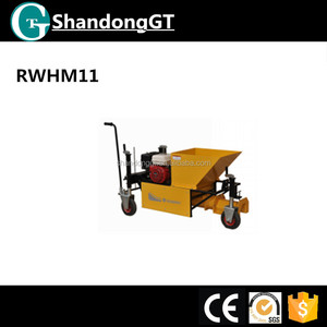 RWHM11 Made in China Hand Push Cement Curb Paver Block Machine