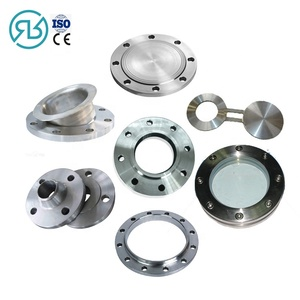 Aluminium Duplex Alloy Stainless Steel Carbon Steel Loose Blind Weld Neck Flat Face Spectacle Blind Pipe Fittings Flange