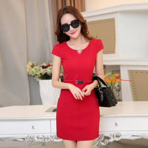 2018 Sexy women belt one piece frock wholesale thailand China clothes factory perfect dress