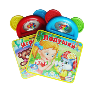 Super Style Children EVA Foam Book Strong Market Reception Educational Book for Kids Good Birthday Gifts Wholesale Combing OEM