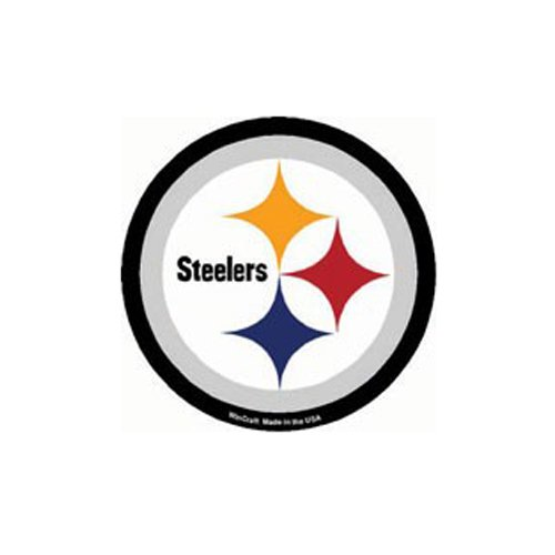 Pittsburgh Steelers Official NFL 2.5 inch Acrylic Magnet by Wincraft 206527