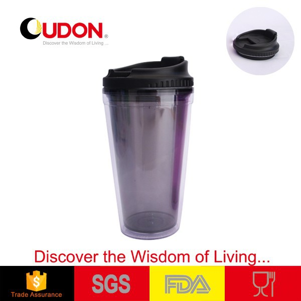 0.48L High Quality & Lower Price Feature Plastic Cool Water Cup