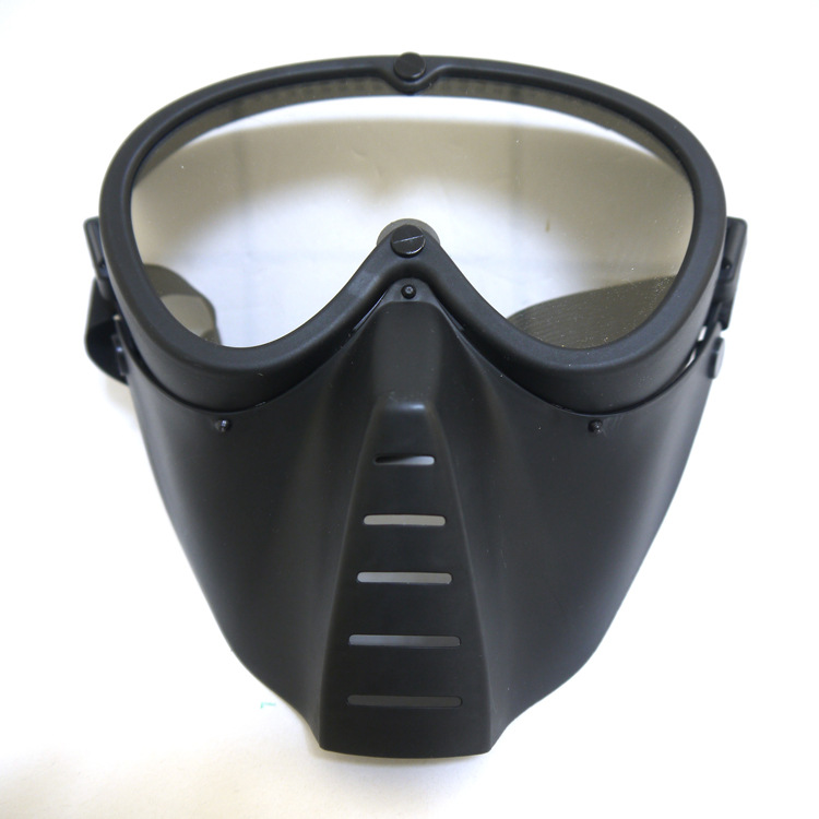 Tactische Cosplay Party Masker voor Jacht Schieten Airsoft Paintball Army Combat Outdoor Sport