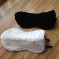 100% Sheepskin Wholesale Equestrian Used Horse Saddles