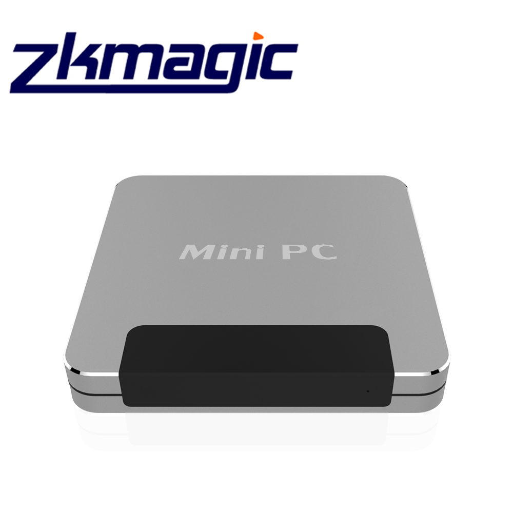 Hot Selling Zkmagic T9 INTEL Z8300 Mini PC 2GB RAM 32GB ROM 4K Output TV Box