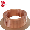 smooth surface 120 kg coil air conditioning coil copper tube size