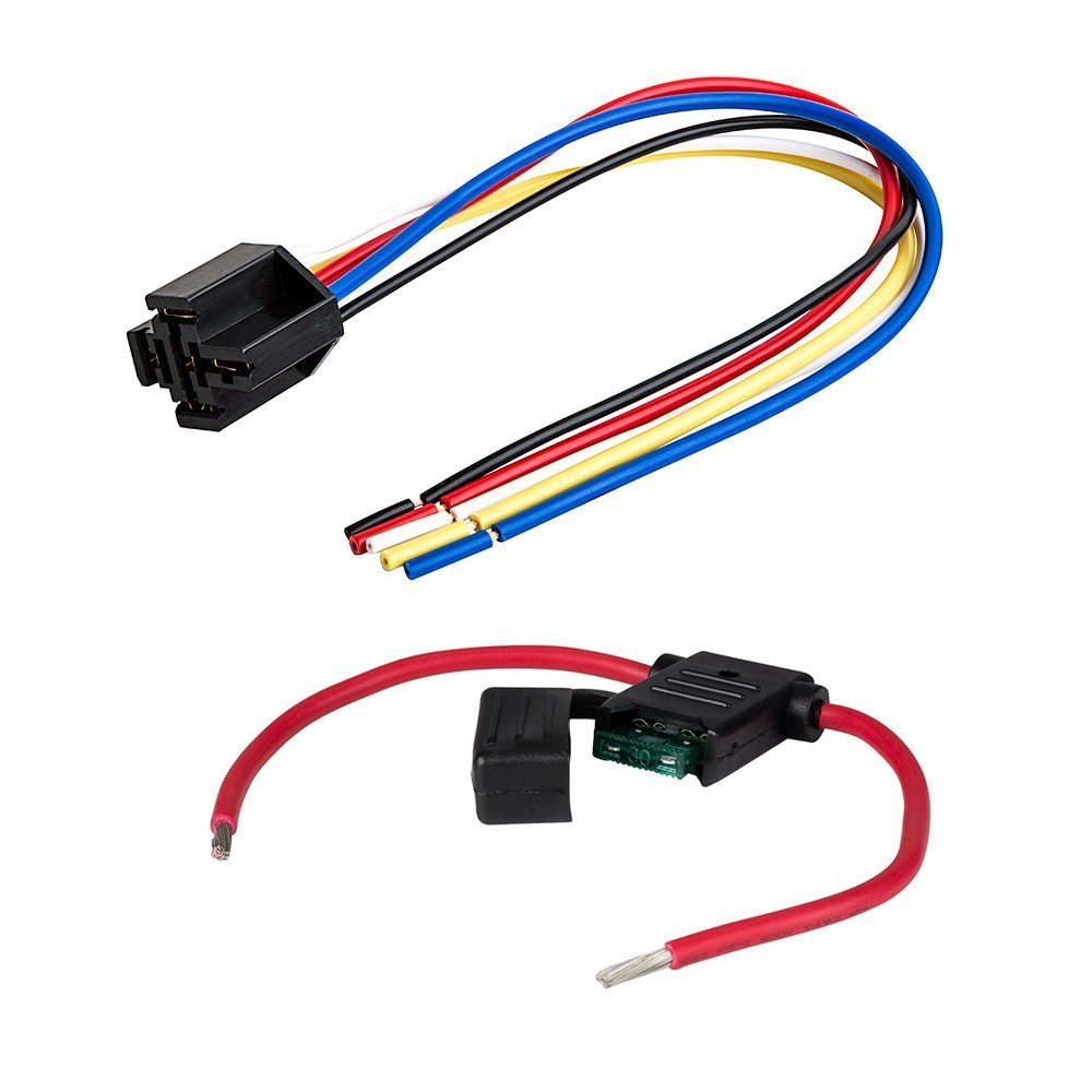 Cheap Idec Relay Socket Find Deals On Line At Wiring Get Quotations 5 Pin 12 Vdc Interlocking Style And Atc Ato Water Resistant