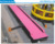 Better prices 10m newest inflatable mat pink color gymnastics air track for sale