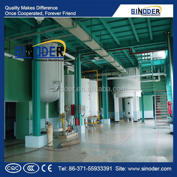 Sinoder Brand New Technology Automatic Copra Oil Extraction ...