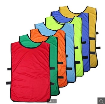 Polyester Training Bip / Safety Vest /soccer Vest