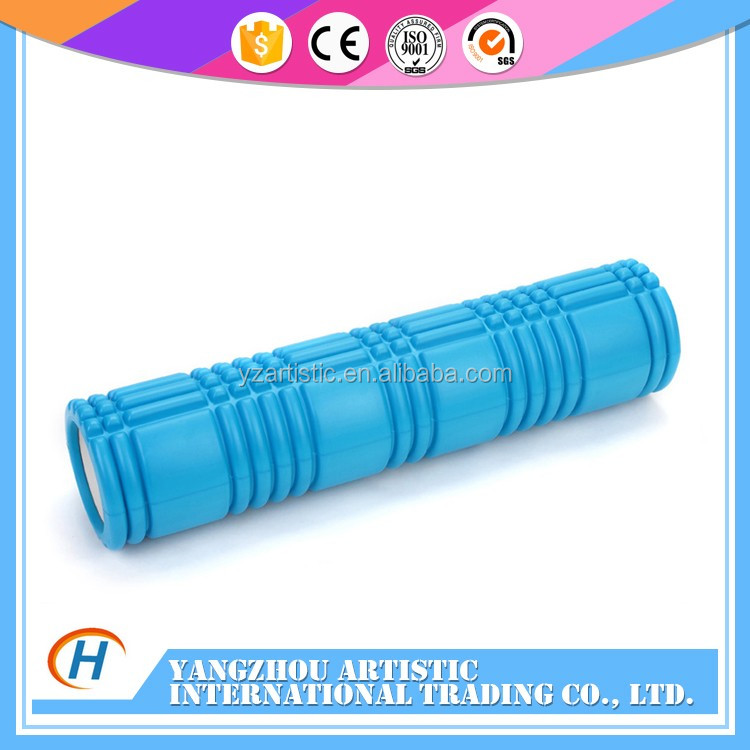 Trade Assurance pilates 33cm*14cm Yoga EVA Grid Yoga Foam Roller
