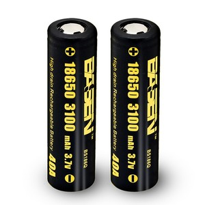2018 brand new 3100mah cylindrical lithium ion rechargeable leoch battery