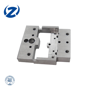 Map Processing Auto CNC Machining Service Mechanical Aluminium Forging Parts