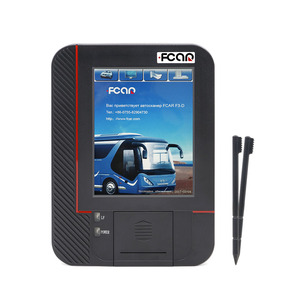 Fcar-F3-D Auto diagnostic Scanner For Heavy Duty Fcar F3-D Car Truck Tool  Read DTC/Engine Model/Computer Edition Information