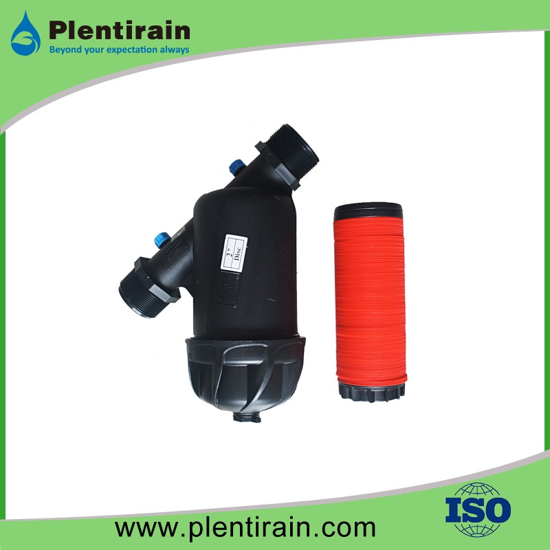 Hot Sales Disc Filter for Drip Tape Irrigation